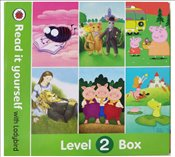 Ladybird Read it Yourself Collection Level 2 : 6 Books Set  -
