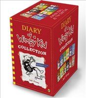 Diary of a Wimpy Kid 12 Book Collection  -