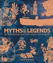 Myths and Legends - Wilkinson, Philip