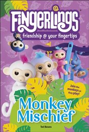 Fingerlings Monkey Mischief - Kosara, Tori