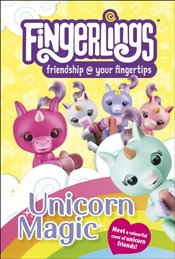 Fingerlings Unicorn Magic - Kosara, Tori