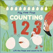 Flip, Flap, Find! : Counting 1, 2, 3 -