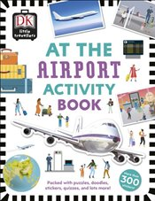 At the Airport : Activity Book  -