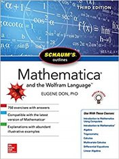 Schaums Outline of Mathematica 3e - Don, Eugene