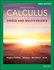 Calculus 7e : Single and Multivariable GE - Hughes Hallett, Deborah