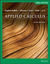 Applied Calculus 6e GE - Hughes Hallett, Deborah