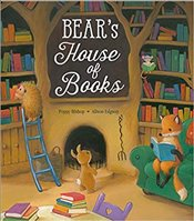 Bears House of Books - Bishop, Poppy