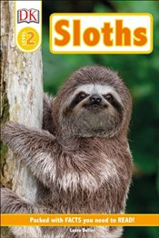 Sloths : DK Readers Level 2 - Buller, Laura