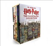 Harry Potter : The Illustrated Collection : Books 1-3 Boxed Set - Rowling, J. K.