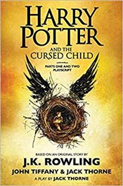 Harry Potter and the Cursed Child : Parts One and Two  - Tiffany, John