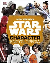 Star Wars Character Encyclopedia New Edition -
