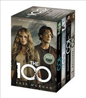 100 : Complete Boxed Set : The 100, Day 21, Homecoming, Rebellion - Morgan, Kass