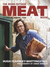 River Cottage Meat Book - Fearnley-Whittingstall, Hugh