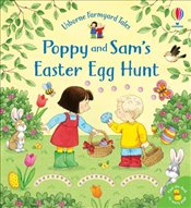 Poppy and Sams Easter Egg Hunt - Taplin, Sam
