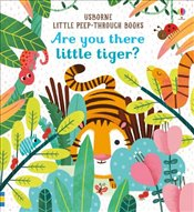 Are You There Little Tiger? - Taplin, Sam