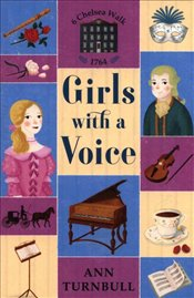 Girls with a Voice   - Turnbull, Ann