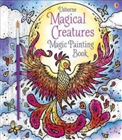 Magical Creatures Magic Painting Book -
