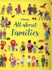 All About Families   - Brooks, Felicity