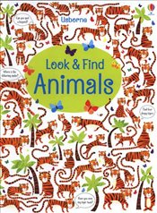 Look and Find Animals - Robson, Kirsteen
