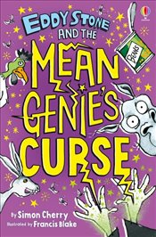 Eddy Stone and the Mean Genies Curse - Cherry, Simon