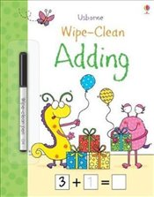 Wipe Clean Adding  - Greenwell, Jessica