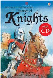 Stories of Knights : English Heritage Edition : Young Reading CD Packs - Bingham, Jane