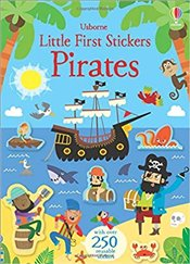 Little First Stickers Pirate - Robson, Kirsteen