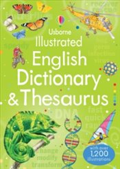 Illustrated English Dictionary & Thesaurus - Bingham, Jane