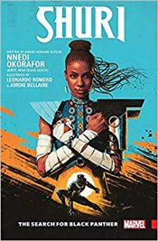 Shuri: The Search for Black Panther - Okorafor, Nnedi