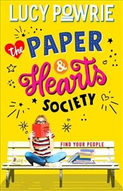 Paper and Hearts Society : Book 1 - Powrie, Lucy