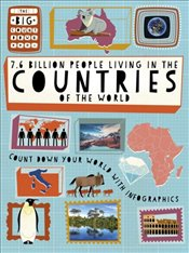 Big Countdown : 7.6 Billion People Living in the Countries of the World - Hubbard, Ben