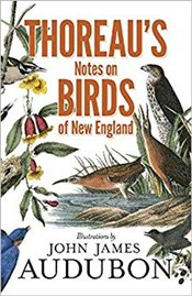 Thoreaus Notes on Birds of New England - Thoreau, Henry David