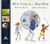 Were Going on a Bear Hunt (Book and DVD) - Rosen, Michael