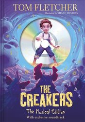 Creakers : The Musical Edition : Book and Soundtrack - Fletcher, Tom