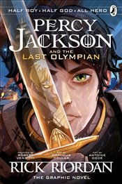 Last Olympian : The Graphic Novel : Percy Jackson Book 5 - Riordan, Rick