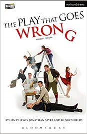 Play That Goes Wrong  - Lewis, Henry