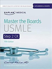 Master the Boards USMLE Step 2 CK 5e - Fischer, Conrad