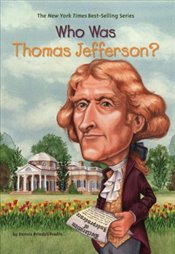 Who Was Thomas Jefferson? - Fradin, Dennis Brindell