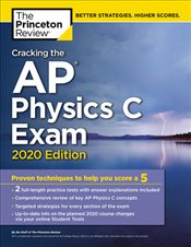 Cracking the AP Physics C Exam 2020 Edition  -