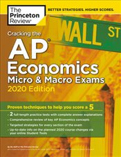 Cracking the AP Economics Micro and Macro Exams 2020 Edition -