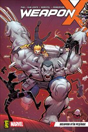 Weapon X 2 : Weapon H'in Peşinde - Pak, Greg