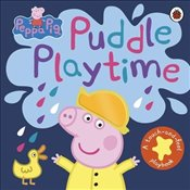 Peppa Pig : Puddle Playtime : A Touch and Feel Playbook -