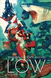 Low Volume 4 : Outer Aspects of Inner Attitudes - Remender, Rick