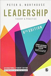 Leadership 8e : Theory and Practice - Northouse, Peter G.