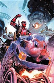 Deadpool : Good Night : Volume 2 - Young, Skottie