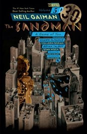 Sandman Vol. 5 : A Game of You 30th Anniversary Edition - Gaiman, Neil