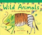 Wild Animals : A Mix and Match Book - Corrigan, Sophie