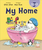 My Home : Redhouse Learning Set 3 - Artun, Çilem