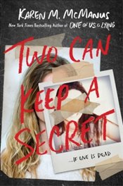Two Can Keep a Secret - McManus, Karen M