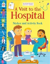 Visit to the Hospital Activity and Sticker Book - Meredith, Samantha